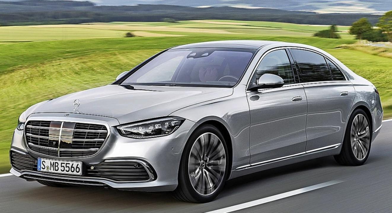 Beim Design gibt es keine Experimente.  | Foto: Mercedes-Benz AG - Global Commun