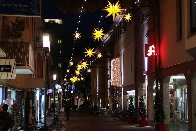 Wo man X-Mas-Feeling in Freiburg auch ohne den Weihnachtsmarkt findet
