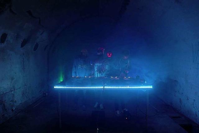 Fresh Life Records streamt am Samstag aus dem Hirzbergbunker