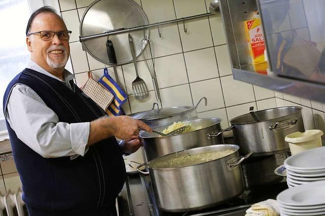 Im Café Löffel in Lahr gibt es frische Mahlzeiten für Bedürftige