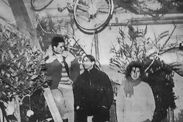 In der Vitafabrik florierte in den Neunzigerjahren die Jugendkultur