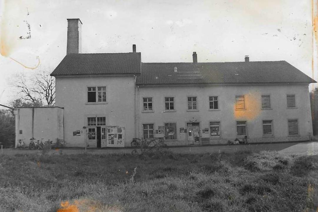 Ehemalige Vitafabrik an der Gießenstraße  | Foto: Martin Schwendemann