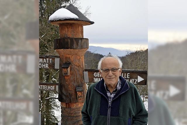 Stadt will Ex-Ortsvorsteher Karlfrieder Oswald ehren