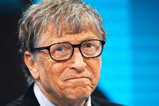 Freiburg eröffnet Impfzentrum in Abwesenheit von Bill Gates