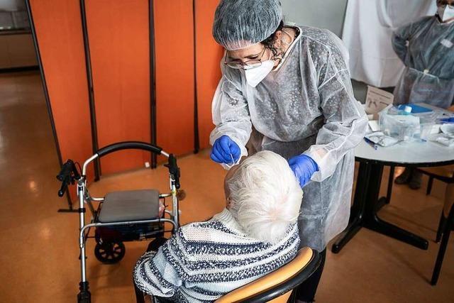 Insgesamt 88 Corona-Fälle im Weiler Pflegeheim Markgräflerland
