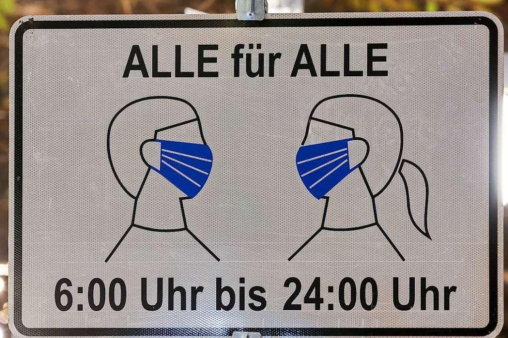Im Landkreis Waldshut steigt die 7-Tage-Inzidenz auf 200...
