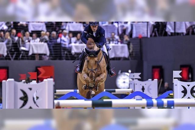 Hans-Dieter Dreher bei der deutschen Meisterschaft gut gestartet