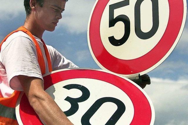 Tempo 30 für die ganze Stadt wäre ein Schritt zur Klarheit im Freiburger Wirrwarr
