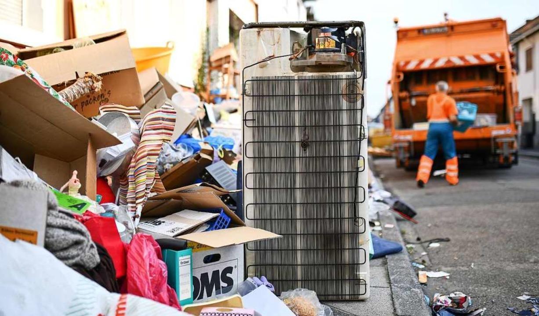 Alle Infos rund ums Thema Müll gibt es in einer neuen App der ASF.  | Foto: Uwe Anspach