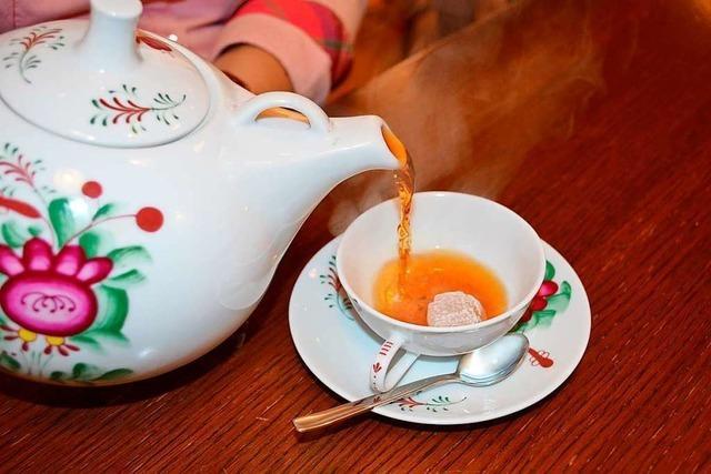 5 Orte, in alte Kaffee- und Teetraditionen gepflegt werden