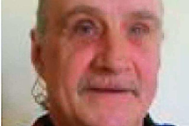 Polizei sucht mit Foto nach entflohenem Psychiatriepatienten