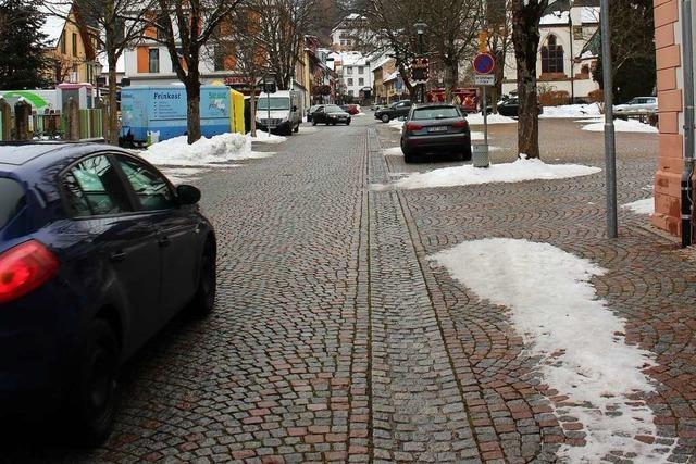 Für das Verkehrskonzept in Schönau ist ein Kompromiss im Gespräch