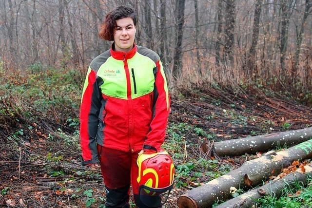 Schuttertaler Forstwirtinnen: