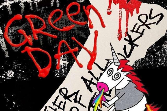 Einfach mal Spaß haben mit Green Day