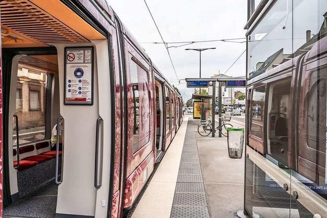 Tram fährt drei Problemviertel in Straßburg nicht mehr an
