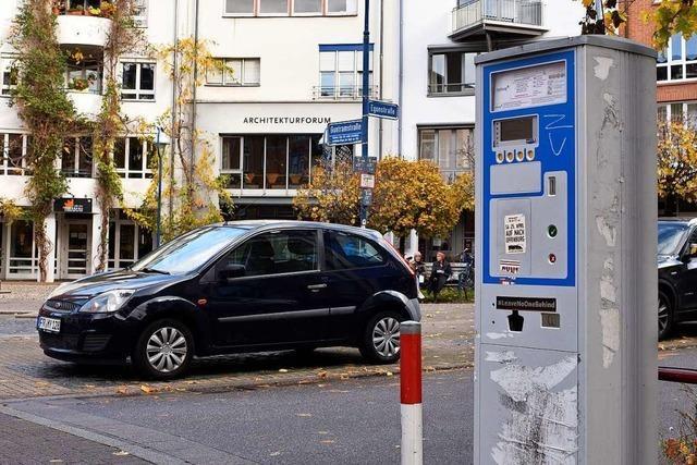 Stadt will Quartier Runzstraße als Modell für Parkraumbewirtschaftung nutzen