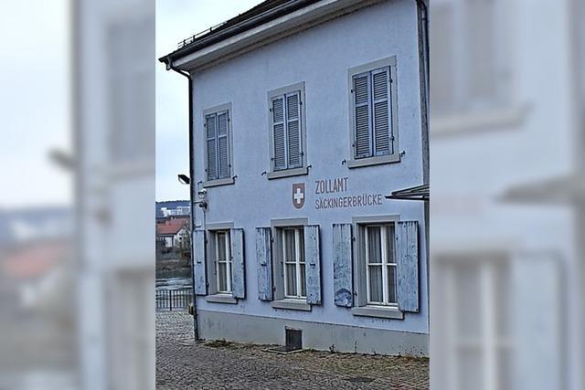 Gemeinde Stein verkauft Altes Zollhaus