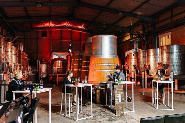 Fotos: So schön war die erste Weinkult.Breisgau Online der BZ