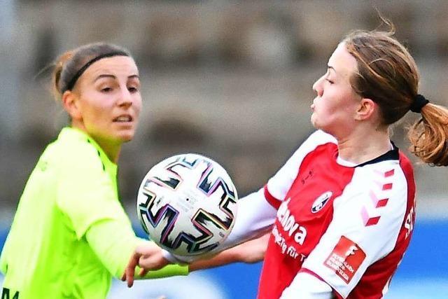 SC-Frauen siegen 9:1 und sind im DFB-Pokal-Viertelfinale