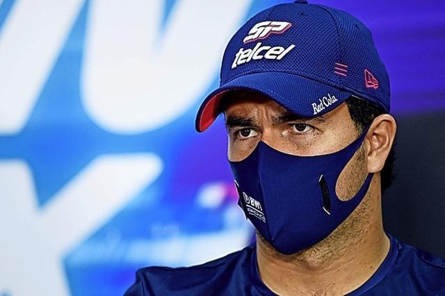 Mexikaner siegt in der Formel 1