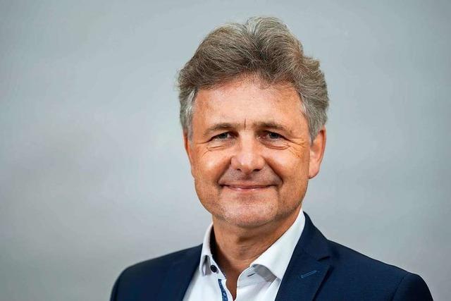 Frank Mentrup bleibt Oberbürgermeister von Karlsruhe