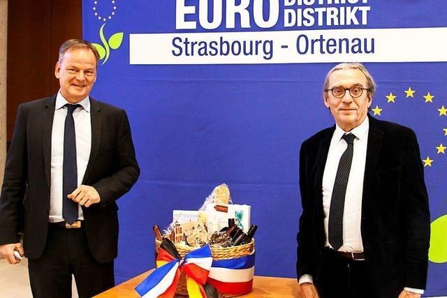 Ein großer Europäer sagt dem Eurodistriktrat Adieu