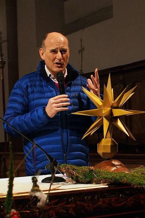 Moderator Manuel Herder  | Foto: Markus Donner