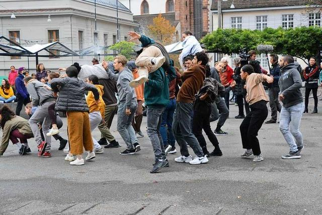 Basler Kunstszene protestiert stumm gegen die Corona-Regeln