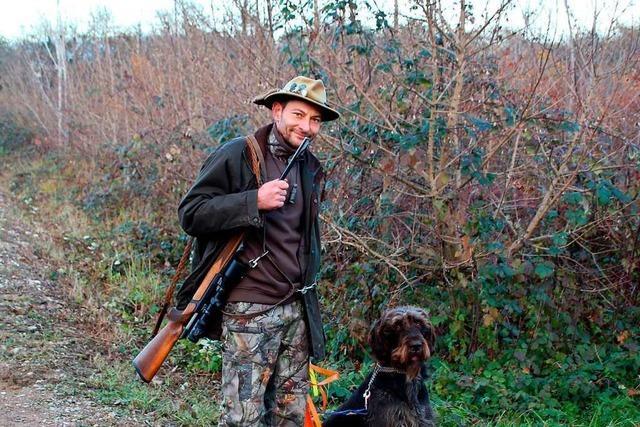 Dem Jagdaufseher Uwe Brockhoff liegt der Schutz von Wildtieren am Herzen