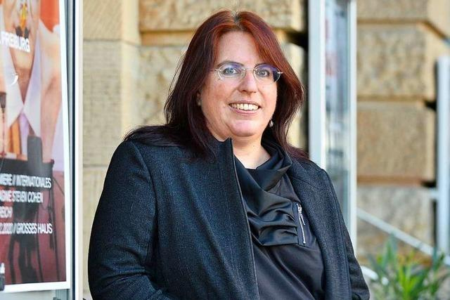 Monika Stein scheidet am Montag aus dem Freiburger Gemeinderat aus