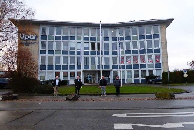 In Emmendingen entsteht gerade das neuste Start-Up-Zentrum der Region
