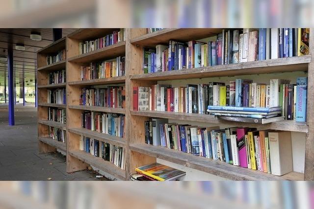 Die mit Büchern Gutes tun
