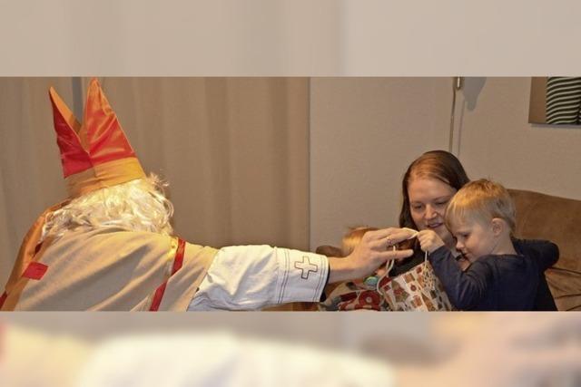 Nikolausbesuch mit Hygienekonzept