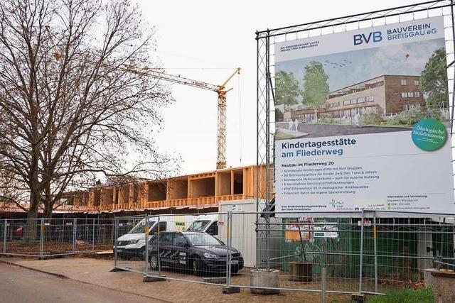In Herbolzheim fehlen noch bis Herbst 2021 Kindergartenplätze
