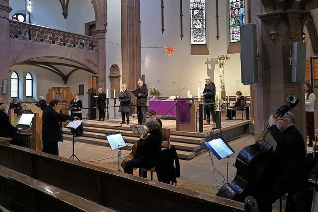 Berührende Musik in der evangelischen Stadtkirche