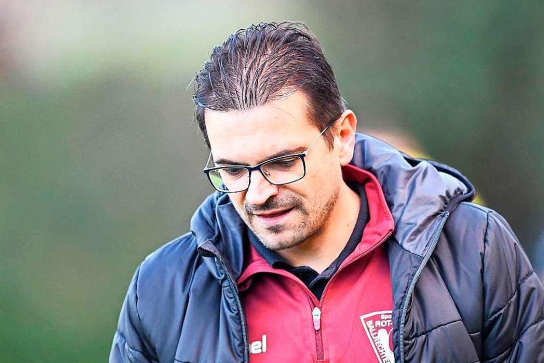 Wenn es nach seinen Spielern geht, sol...beim SV Ballrechten-Dottingen bleiben.  | Foto: Achim Keller