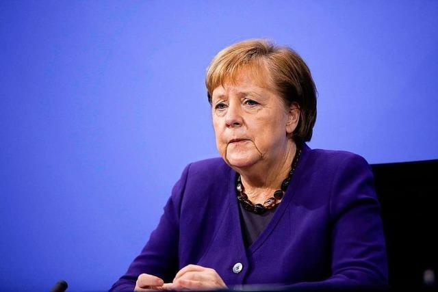 Merkel will zeitnah über strengere Corona-Maßnahmen beraten