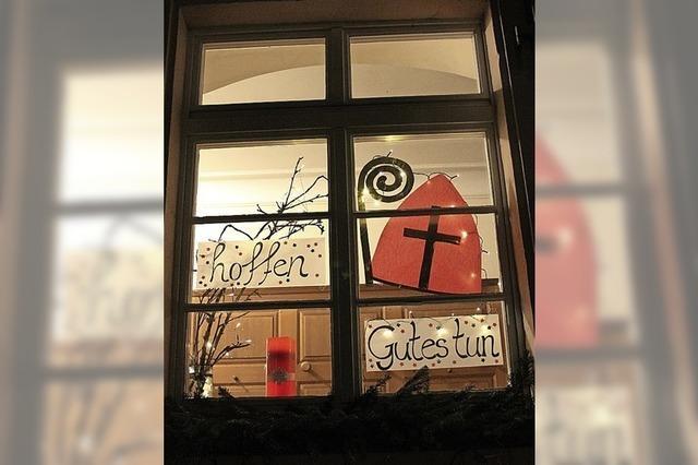 Geistlicher Impuls zum Adventssonntag in Eschbach