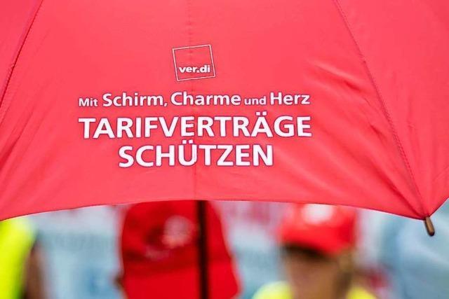 Verdi will vor der Rhein-Jura-Klinik in Bad Säckingen protestieren