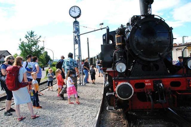Kandertalbahn will im kommenden Jahr wieder durchstarten