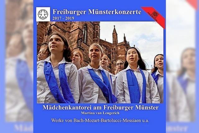 CD: KLASSIK: Klingendes Chorporträt