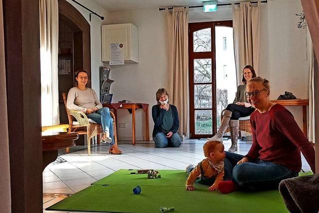 Familienzentrum in Schopfheim bietet einen Tapetenwechsel für Eltern