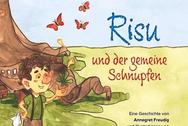 Ein Kinderbuch soll helfen, das Leben mit Covid 19 besser zu verstehen