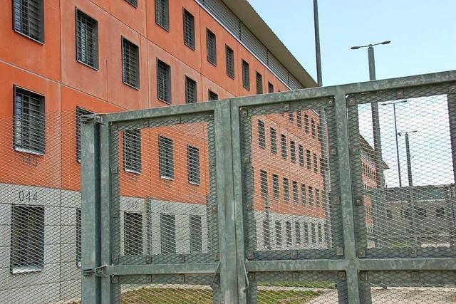 Gefängnis in Offenburg hilft JVA Freiburg nach Corona-Fall aus