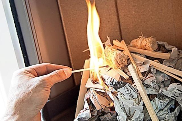 Brände vermeiden