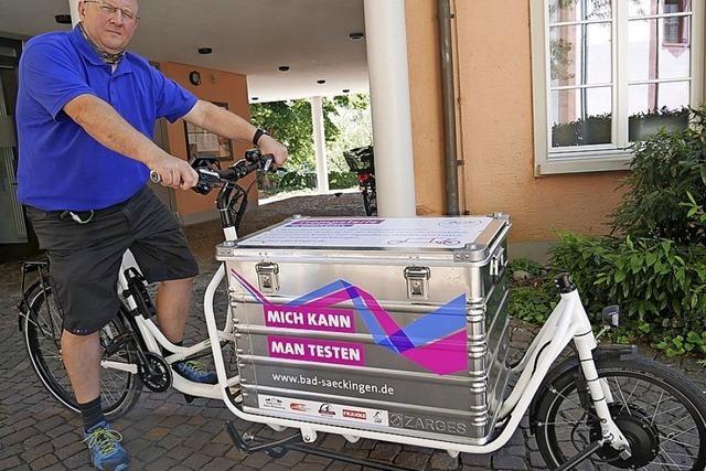 Bad Säckingen will mehr fürs Rad tun