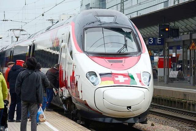 Schweiz und Italien stellen grenzüberschreitenden Bahnverkehr vorübergehend ein