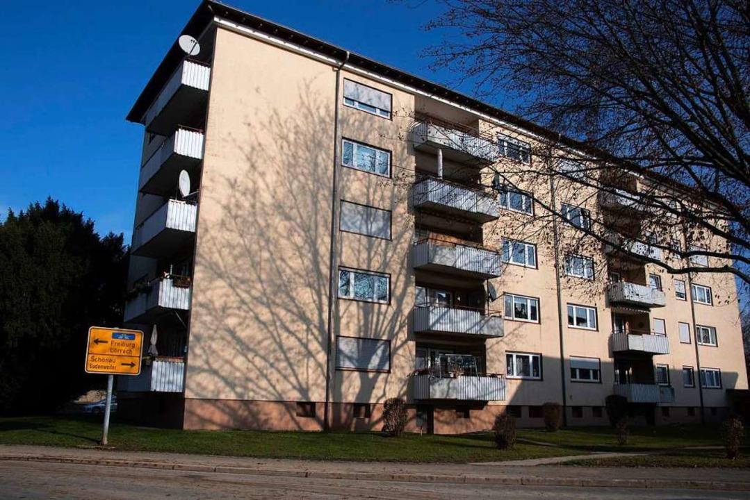 Die Mieten für die städtischen Wohnung...m bleiben die Kaltmieten sehr moderat.    Foto: Volker Münch