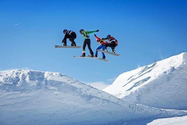 Traum vom Snowboardcross-Weltcupstart am Seebuck geplatzt