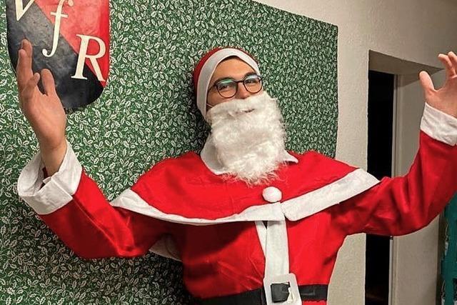 Mehr als 50 Kinder zu Nikolaus beschert
